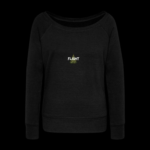 Flight Christmas - Women's Wideneck Sweatshirt