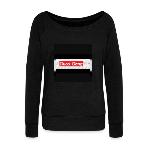 IMG 0337 - Women's Wideneck Sweatshirt