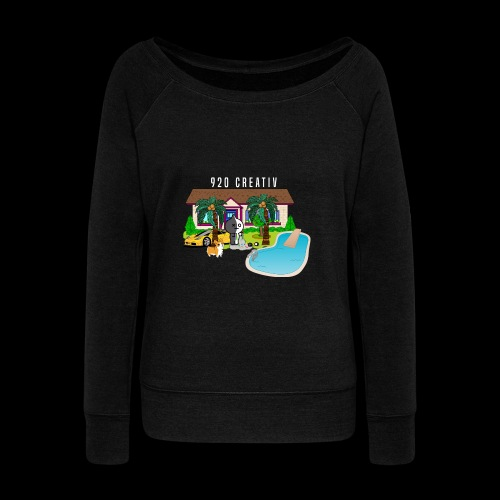 920 Collectiv HOUSE design - Women's Wideneck Sweatshirt