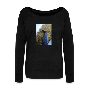 Leg - Women's Wideneck Sweatshirt