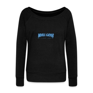 Mall Grab since 1978 - Women's Wideneck Sweatshirt