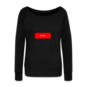imageedit_2_6333000946 - Women's Wideneck Sweatshirt