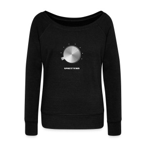 Spaceteam Dial - Women's Wideneck Sweatshirt