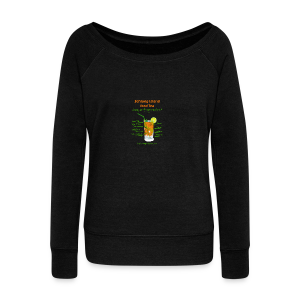 Schlong Island Iced Tea - Women's Wideneck Sweatshirt