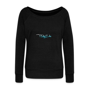 Main business color - Women's Wideneck Sweatshirt