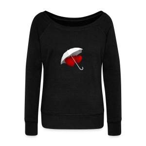 love valentin day - Women's Wideneck Sweatshirt