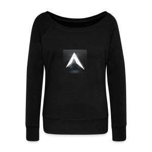 AmmoAlliance custom gear - Women's Wideneck Sweatshirt