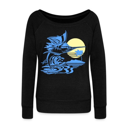 Sailfish - Women's Wideneck Sweatshirt