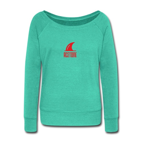 ALTERNATE_LOGO - Women's Wideneck Sweatshirt
