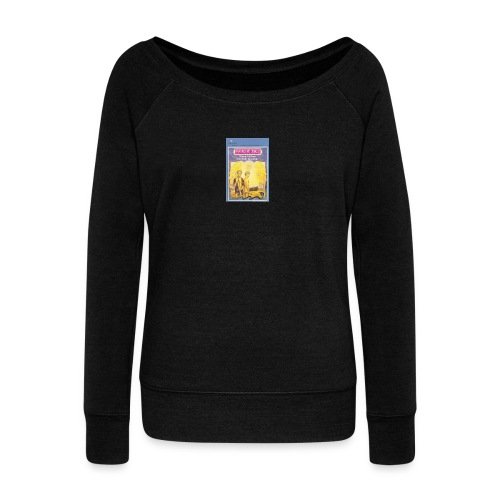 Gay Angel - Women's Wideneck Sweatshirt