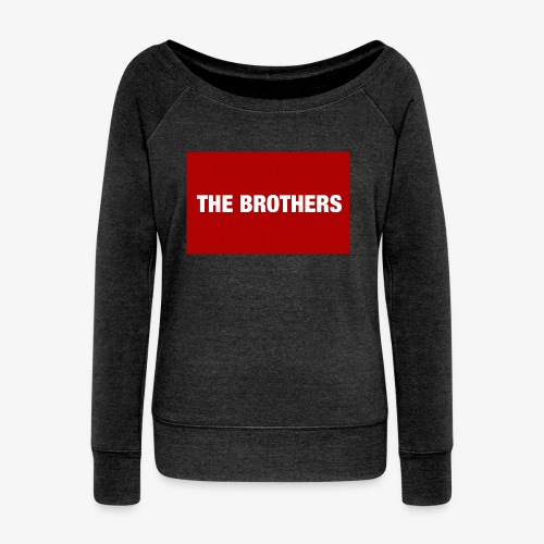 The Brothers - Women's Wideneck Sweatshirt