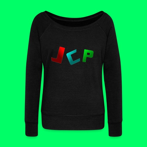 JCP 2018 Merchandise - Women's Wideneck Sweatshirt