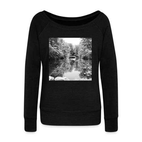 Lone - Women's Wideneck Sweatshirt