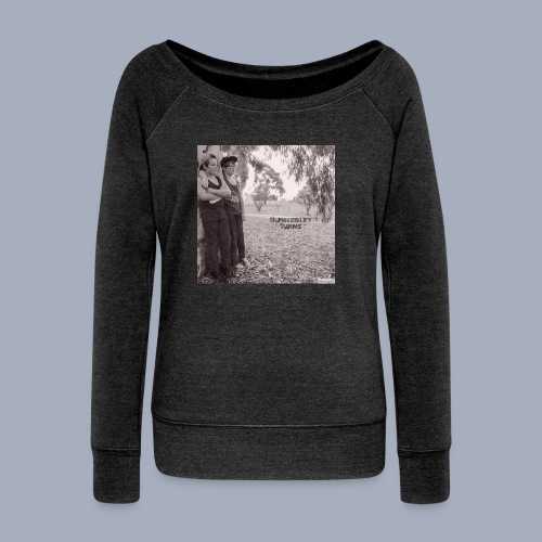 dunkerley twins - Women's Wideneck Sweatshirt