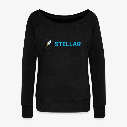 Stellar - Women's Wideneck Sweatshirt