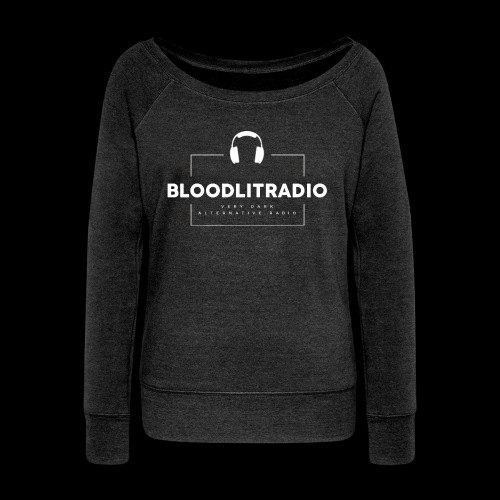 Bloodlit 4 - Women's Wideneck Sweatshirt