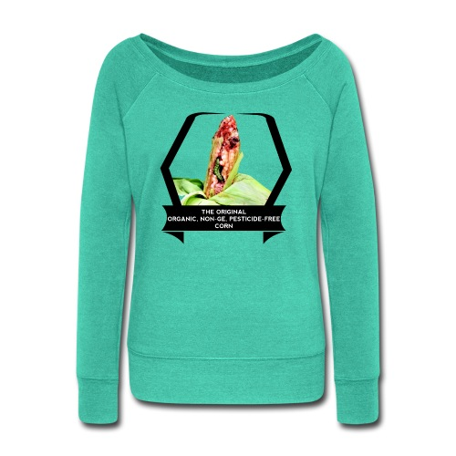 The OG organic - Women's Wideneck Sweatshirt