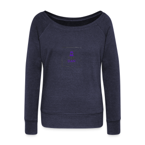 35DD Gal - Women's Wideneck Sweatshirt