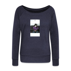 Clothes For Akif Abdoulakime - Women's Wideneck Sweatshirt