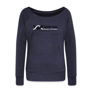 RED - Women's Wideneck Sweatshirt