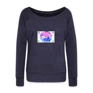 Panda - Women's Wideneck Sweatshirt