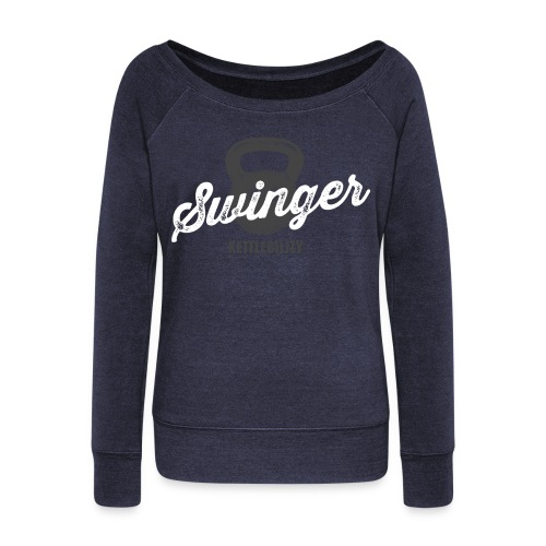 swinger - Women's Wideneck Sweatshirt
