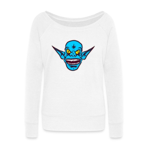 Troll - Women's Wideneck Sweatshirt