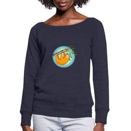 Slothicorn - Women's Wideneck Sweatshirt