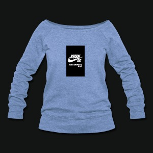 Screenshot_2017-01-07-20-09-58 - Women's Wideneck Sweatshirt