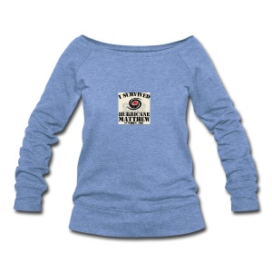 Matthew T-shirts - Women's Wideneck Sweatshirt