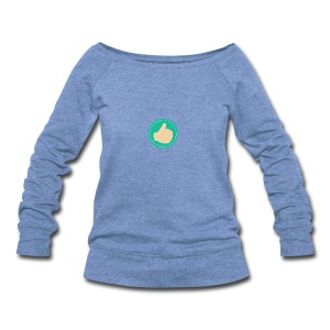 Thumb Up - Women's Wideneck Sweatshirt