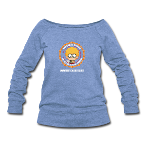 Tactical Geeks - Women's Wideneck Sweatshirt