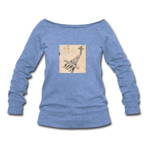 john3:16 - Women's Wideneck Sweatshirt