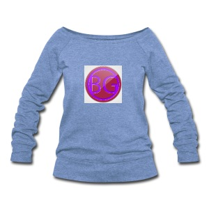 Brother Gaming 2016 logo apparel - Women's Wideneck Sweatshirt