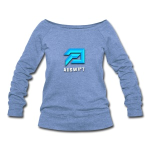 Aiiswift - Women's Wideneck Sweatshirt