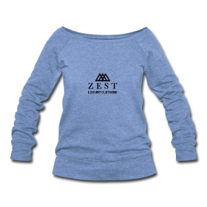 Zest - Women's Wideneck Sweatshirt