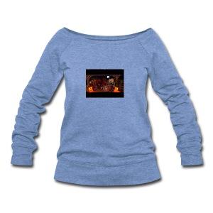 IMG 0392 - Women's Wideneck Sweatshirt