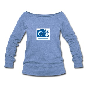 Proximity Films official logo - Women's Wideneck Sweatshirt