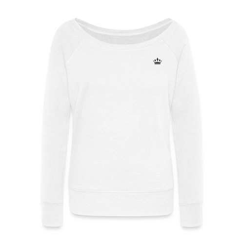 gaze - Women's Wideneck Sweatshirt