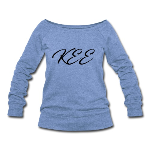 KEE Clothing - Women's Wideneck Sweatshirt