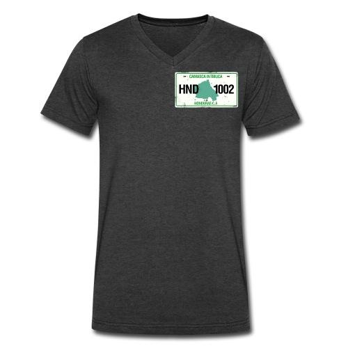 final - Men's V-Neck T-Shirt by Canvas