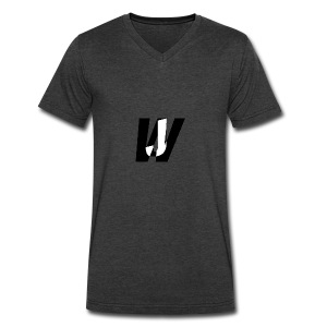 Jack Wide wear - Men's V-Neck T-Shirt by Canvas