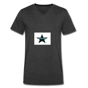 Star-Link product - Men's V-Neck T-Shirt by Canvas