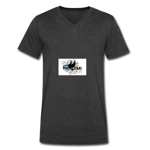Freedove Gear and Accessories - Men's V-Neck T-Shirt by Canvas