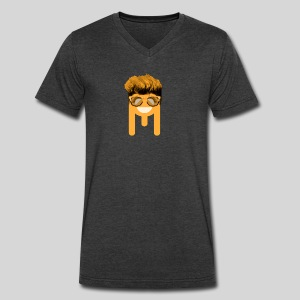 ALIENS WITH WIGS - #TeamDo - Men's V-Neck T-Shirt by Canvas