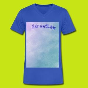1515892075757 - Men's V-Neck T-Shirt by Canvas