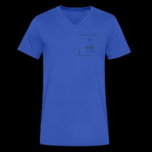 35DD Male - Men's V-Neck T-Shirt by Canvas