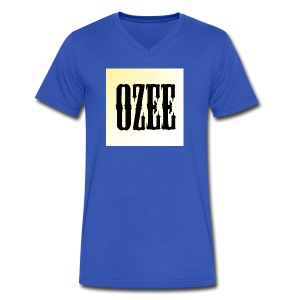 ozee - Men's V-Neck T-Shirt by Canvas