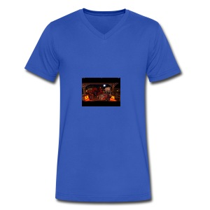 IMG 0392 - Men's V-Neck T-Shirt by Canvas