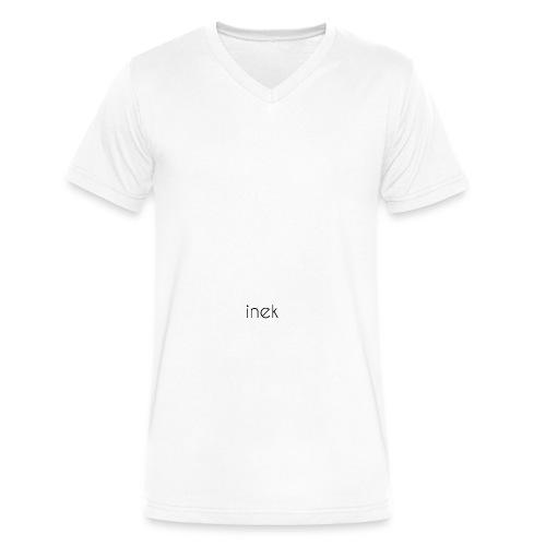 inek clothing - Men's V-Neck T-Shirt by Canvas
